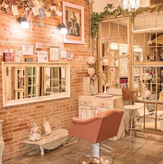 Pink Chair Salon