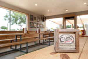 Cedar Creek Brewery
