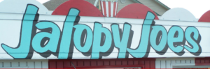 Jalopy Joe's Gourmet Popcorn, Candy & Fudge 1 jalopy joes logo CedarCreekLake.Online