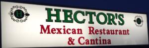 Hector's Mexican Restaurant & Cantina 3 logo sign 1