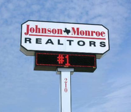 Johnson and Monroe