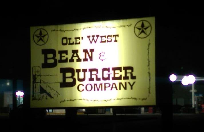Ole West Bean & Burger
