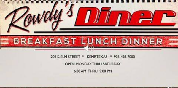 Rowdy's Diner