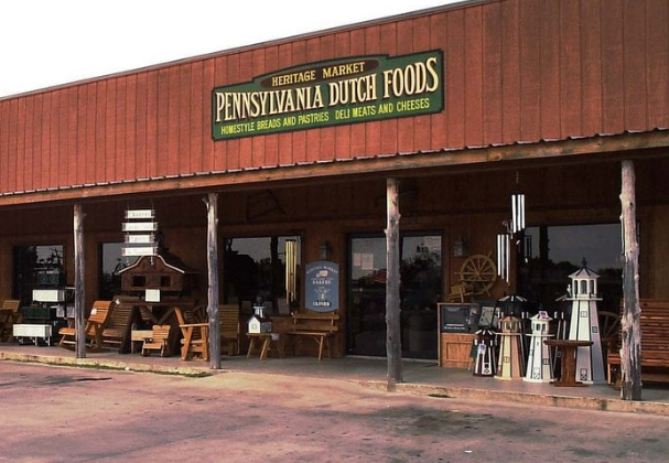 Heritage Market Pennsylvania Dutch Foods