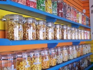 Jalopy Joe's Gourmet Popcorn, Candy & Fudge