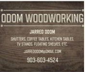 Odom Woodworking