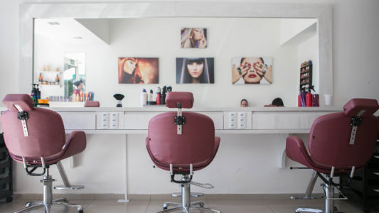 Nail and Hair Salons