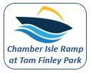 Chamber Island Ramp at Tom Finley Park