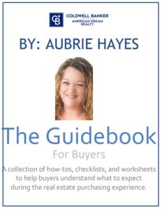 Aubrie Hayes: Your Cedar Creek Lake-Life Realtor 2 aubrie hays buyer book CedarCreekLake.Online