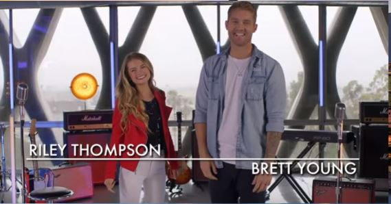 Mabank, Texas Rising Star Riley Thompson Jumps Another Level on American Idol