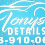 Tony's Details