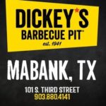 Dickey's Barbecue Pit - Mabank, TX.