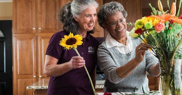 Home Instead Senior Care - Mabank, TX.
