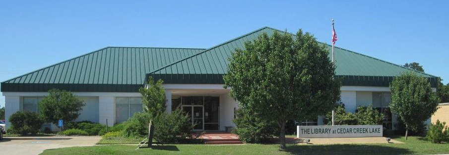 The Library at Cedar Creek Lake