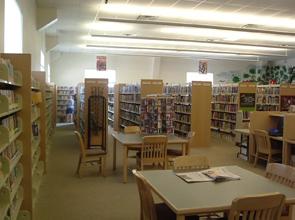 The Library at Cedar Creek Lake 1 library interior CedarCreekLake.Online