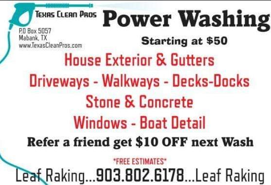 LakeLeader Of The Month 26 texas clean 3 CedarCreekLake.Online
