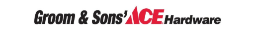 Groom and Sons' Ace Hardware Mabank Texas