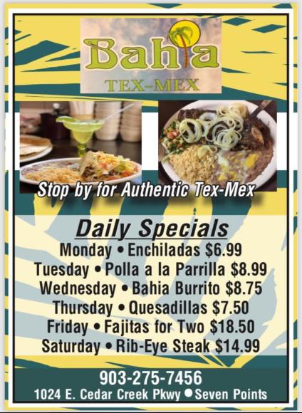 Bahia Tex-Mex Restaurant