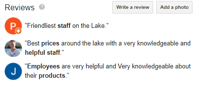 trouts appliance reviews