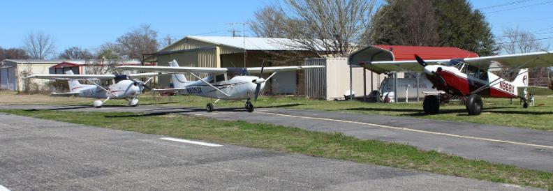 Gun Barrel City Airpark - January 2020 Lake Leader of the Month 15 fun2fly1 CedarCreekLake.Online