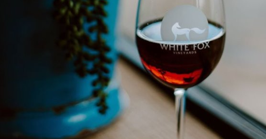 Sip & Shop:  White Fox Winery