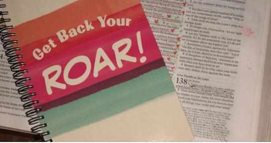 Get Back Your Roar Retreat
