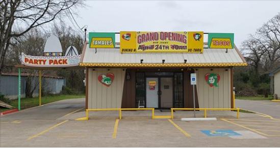 Grand Opening Don Juans Payne Springs