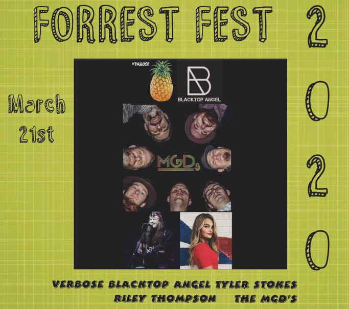 Forest Fest 2020