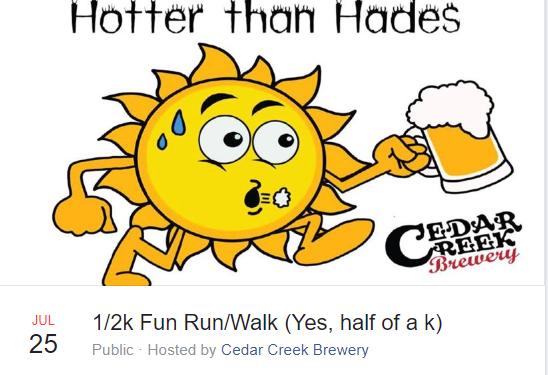 1/2k Fun Run/Walk