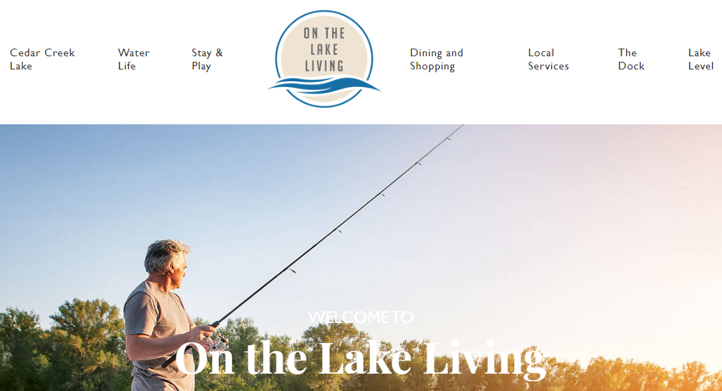 Today, A New Cedar Creek Lake Life Blog is Born