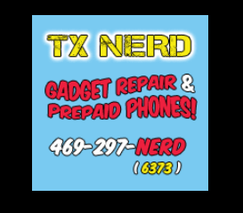 TX Nerd - Electronics Repair in the heart of Gun Barrell City