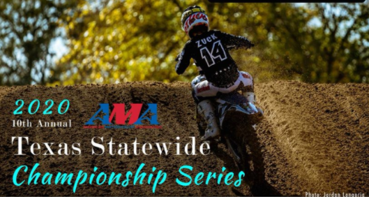 2020 Rnd 3 AMA D41 Texas Statewide Championship Series