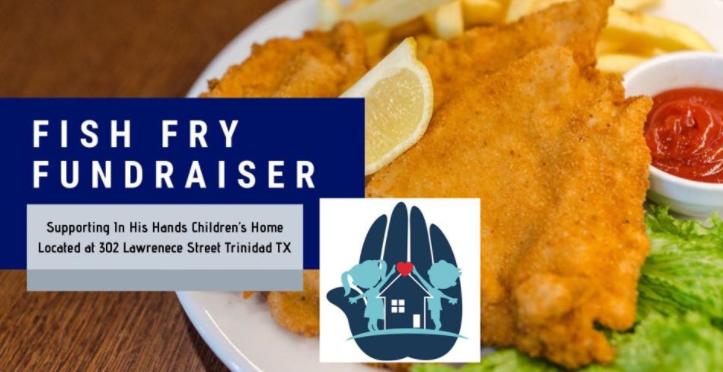 Fish Fry Fund Raiser In His Children's Home
