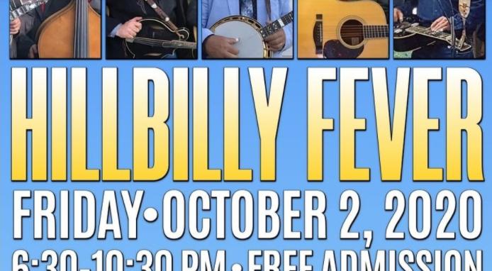 Hillbilly Fever at Vernon's Lakeside