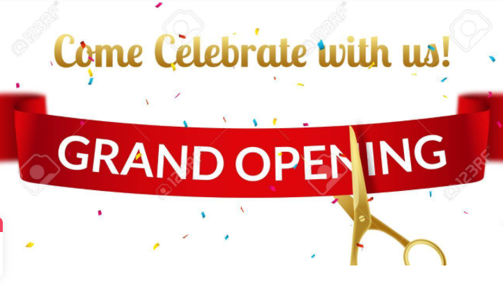 Mistletoe Mania Grand Opening Celebration