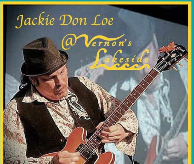 Jackie Don Loe at Vernon's Lakeside