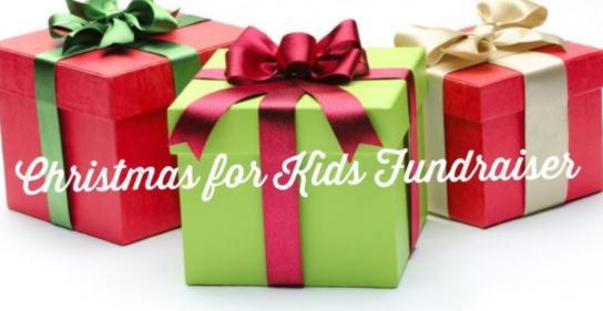 Christmas for Kids Fundraiser