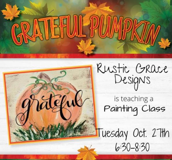 Rustic Grace Designs Art Class at East Texas Arboretum