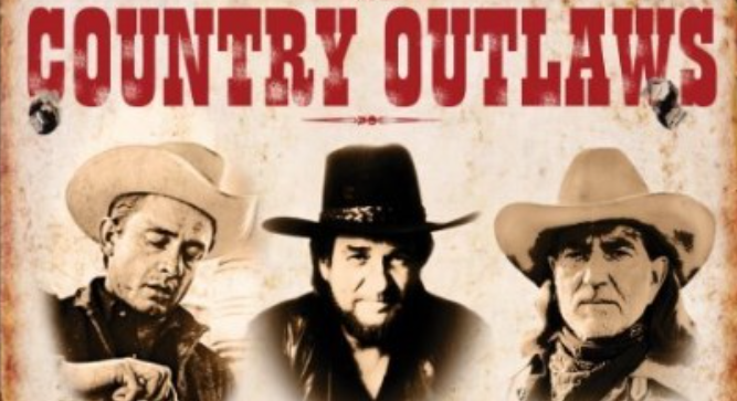Winery Concert - Country Outlaws-Cash, Waylon & Willie Tribute