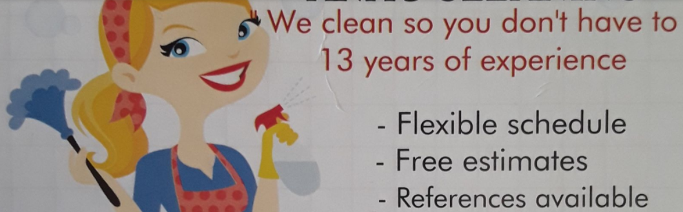 Ana's Cleaning Service 1 1 CedarCreekLake.Online