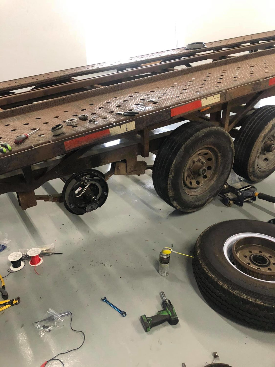 Styling Profiling Truck Accessories Motorcycle and Trailer Repair