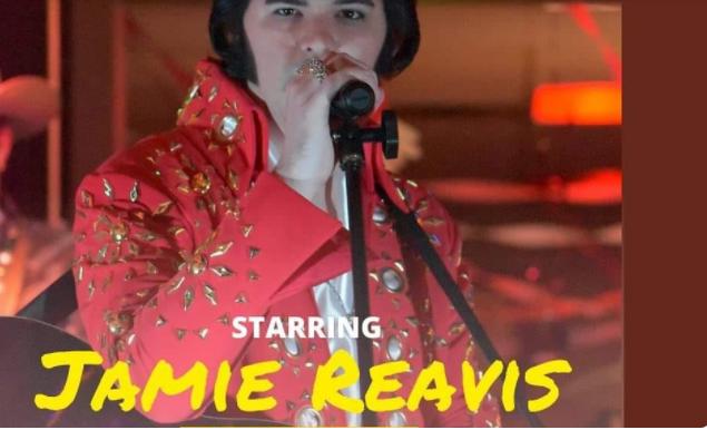 Jamie Reavis Live at Vernon's Lakeside