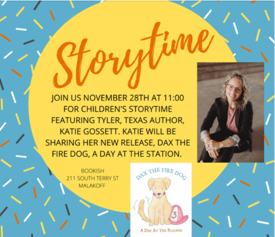 Children's Story Time at Bookish