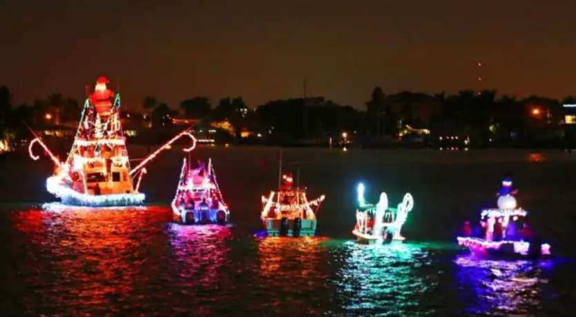 First Annual CCL Boat Parade