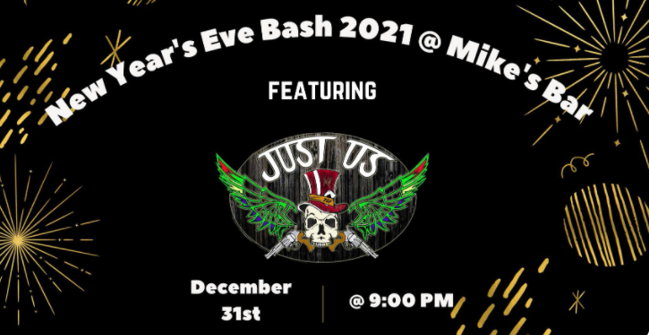 New Year's Eve Bash 2021
