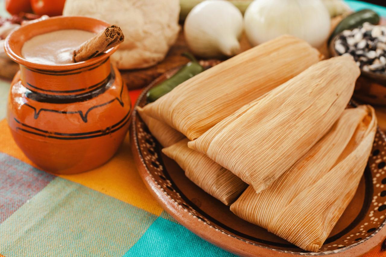 Lili's Tamales 2 tamales CedarCreekLake.Online