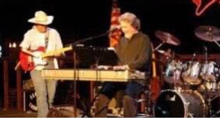 David Fox and John Allen Live at Whiskey River