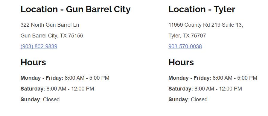 Texas Plumbing Pros 4 Info CedarCreekLake.Online