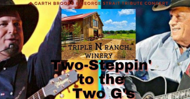 Two Steppin with the Two Gs at Triple N Ranch Winery 1 Two Steppin Two CedarCreekLake.Online
