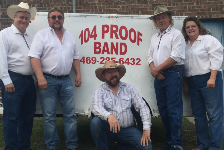 104 Proof Band